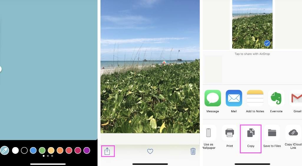 How to Make A Photo Collage on Instagram Stories