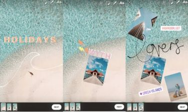 How to Add Two Picture on One Instagram Story