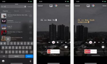 How to Put Songs Lyrics on Instagram Stories